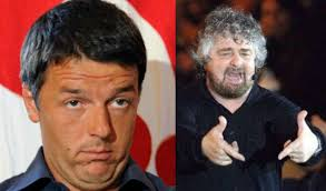 Streaming Renzi - Grillo, chi ha vinto?
