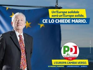 L'Europa cambia verso: la campagna di comunicazione del PD