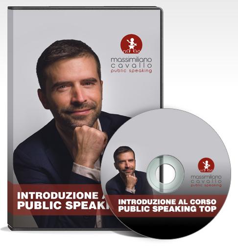corso public speaking Milano Massimiliano Cavallo