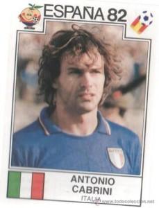 """Antonio Cabrini,  """"Non aver paura di sbagliare un calcio di rigore"""""""