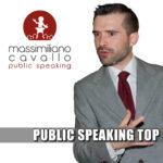 Public Speaking Parlare in pubblico Massimiliano Cavallo podcast