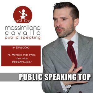 public speaking Milano parlare in pubblico