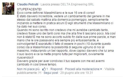 public speaking parlare in pubblico Milano