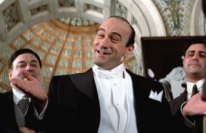 """De Niro - Capone in """"Gli intoccabili"""""""