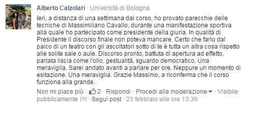corso public speaking Roma Corso parlare in pubblico Roma