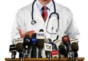 Come parlare in pubblico a un congresso medico