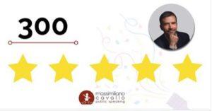 recensioni Corso Public Speaking Top Massimiliano Cavallo