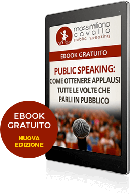 Ebook sul public speaking